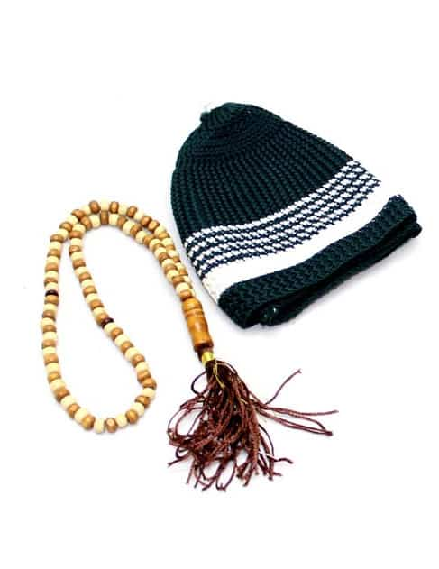 Muslim Prayer Cap