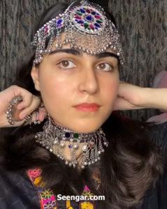 Afghan Matha Patti