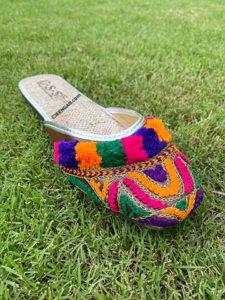 Ladies Khussa Shoes
