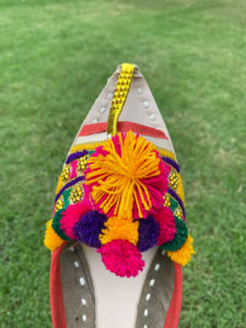 Satrangi Ladies Khussa Shoes
